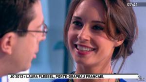 Julia Vignali dans la Matinale - 15/05/12 - 06