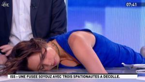 Julia Vignali dans la Matinale - 15/05/12 - 08