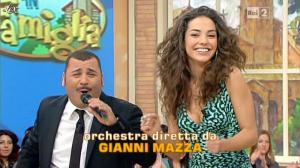 Laura Barriales dans Mezzogiorno in Famiglia - 10/03/12 - 02