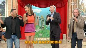 Laura Barriales dans Mezzogiorno in Famiglia - 17/03/12 - 01