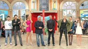 Laura Barriales dans Mezzogiorno in Famiglia - 18/02/12 - 06