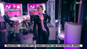 Maïtena Biraben dans la Matinale - 07/03/12 - 01