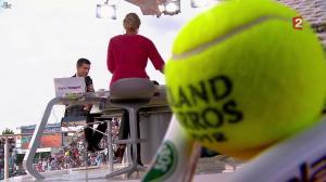 Tatiana Golovin dans Roland Garros - 03/06/12 - 03