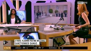 Valérie Amarou sur i-Télé - 02/06/12 - 04