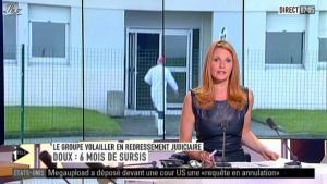 Valérie Amarou sur i-Télé - 02/06/12 - 05
