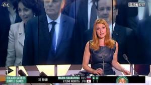 Valérie Amarou sur i-Télé - 02/06/12 - 06