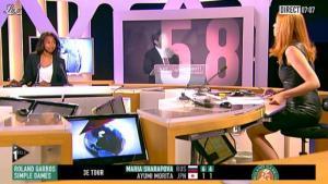 Valérie Amarou sur i-Télé - 02/06/12 - 07