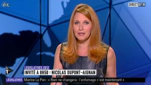 Valérie Amarou sur i-Télé - 02/06/12 - 08