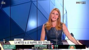 Valérie Amarou sur i-Télé - 02/06/12 - 11