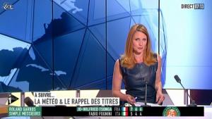 Valérie Amarou sur i-Télé - 02/06/12 - 12