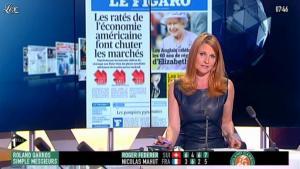 Valérie Amarou sur i-Télé - 02/06/12 - 14