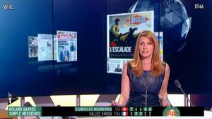 Valérie Amarou sur i-Télé - 02/06/12 - 15