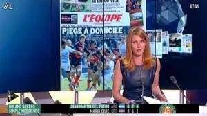 Valérie Amarou sur i-Télé - 02/06/12 - 16