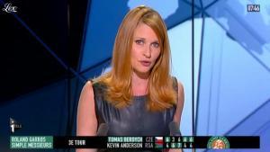 Valérie Amarou sur i-Télé - 02/06/12 - 17