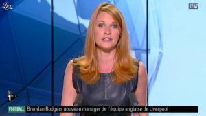 Valérie Amarou sur i-Télé - 02/06/12 - 19