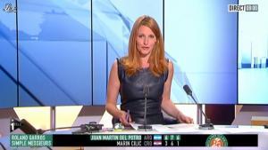 Valérie Amarou sur i-Télé - 02/06/12 - 22