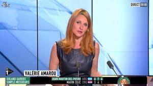 Valérie Amarou sur i-Télé - 02/06/12 - 23