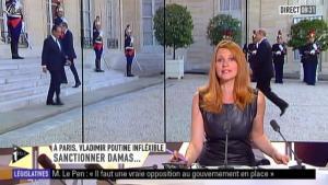 Valérie Amarou sur i-Télé - 02/06/12 - 30
