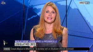 Valérie Amarou sur i-Télé - 02/06/12 - 32