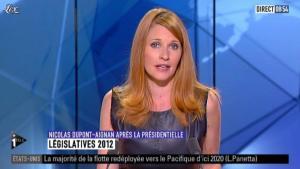 Valérie Amarou sur i-Télé - 02/06/12 - 33