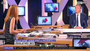 Valérie Amarou sur i-Télé - 02/06/12 - 34