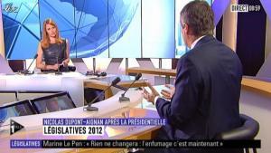 Valérie Amarou sur i-Télé - 02/06/12 - 35