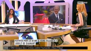 Valérie Amarou sur i-Télé - 02/06/12 - 42