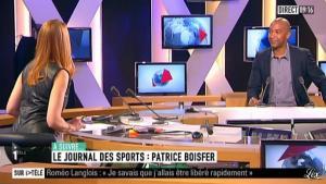 Valérie Amarou sur i-Télé - 02/06/12 - 48