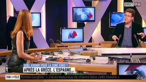 Valérie Amarou sur i-Télé - 02/06/12 - 55