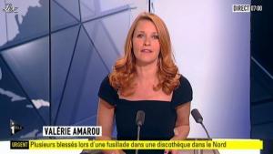 Valérie Amarou sur i-Télé - 08/07/12 - 01