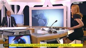 Valérie Amarou sur i-Télé - 08/07/12 - 02