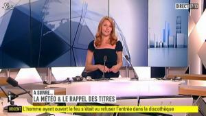 Valérie Amarou sur i-Télé - 08/07/12 - 03