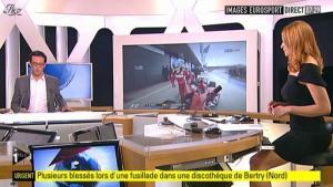 Valérie Amarou sur i-Télé - 08/07/12 - 04