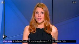 Valérie Amarou sur i-Télé - 13/05/12 - 01