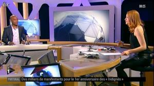 Valérie Amarou sur i-Télé - 13/05/12 - 08