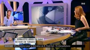 Valérie Amarou sur i-Télé - 13/05/12 - 09