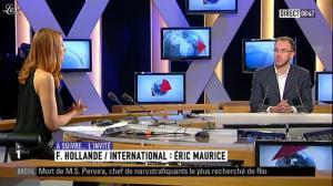 Valérie Amarou sur i-Télé - 13/05/12 - 10