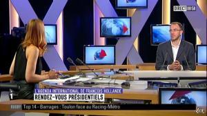 Valérie Amarou sur i-Télé - 13/05/12 - 11
