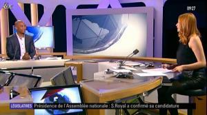 Valérie Amarou sur i-Télé - 13/05/12 - 13