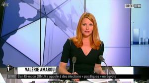 Valérie Amarou sur i-Télé - 16/06/12 - 01