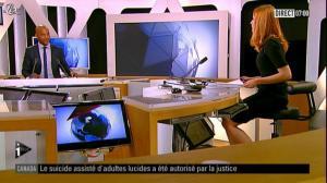 Valérie Amarou sur i-Télé - 16/06/12 - 02