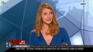 Valérie Amarou sur i-Télé - 17/12/11 - 04