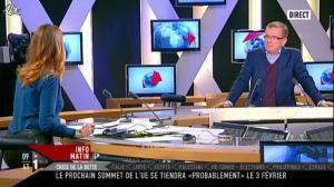 Valérie Amarou sur i-Télé - 17/12/11 - 05