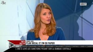 Valérie Amarou sur i-Télé - 17/12/11 - 06
