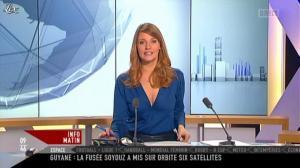 Valérie Amarou sur i-Télé - 17/12/11 - 08