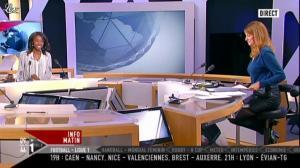 Valérie Amarou sur i-Télé - 17/12/11 - 09