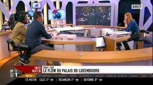 Valérie Amarou sur i-Télé - 17/12/11 - 10
