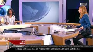 Valérie Amarou sur i-Télé - 17/12/11 - 11
