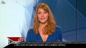Valérie Amarou sur i-Télé - 17/12/11 - 15
