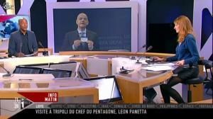 Valérie Amarou sur i-Télé - 17/12/11 - 16